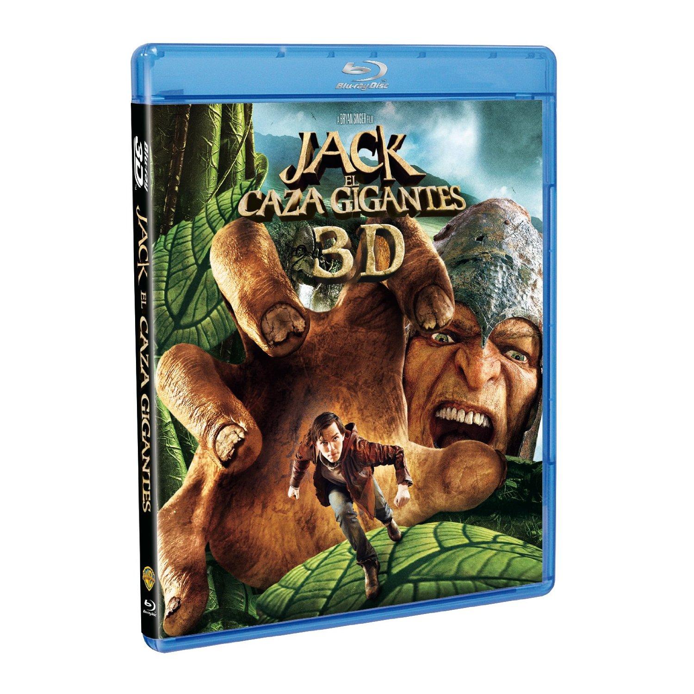 Jack, el Caza Gigantes 3D