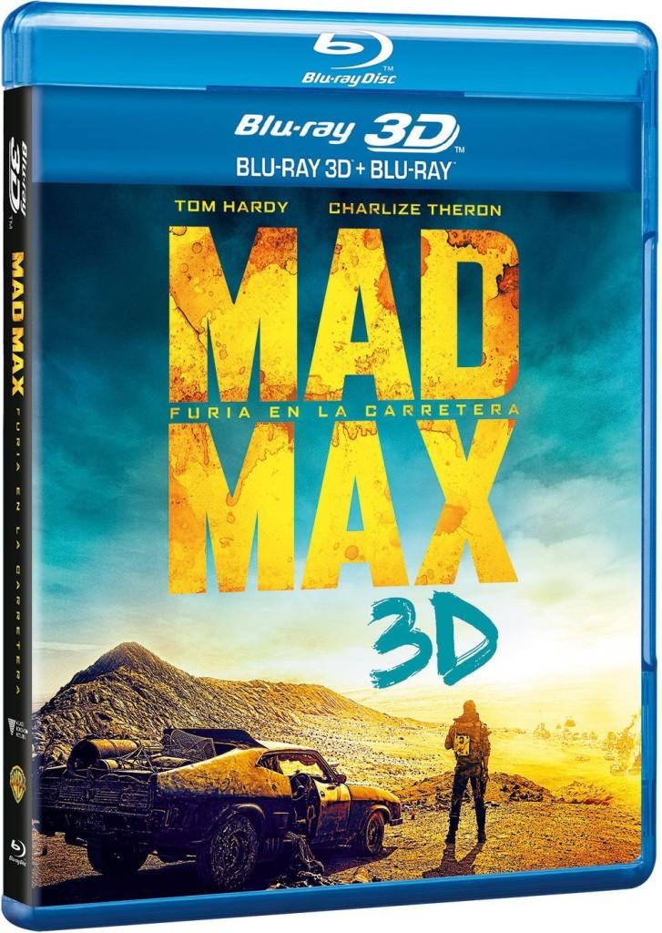 mad max 3d